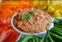 Appetizers: Spread, Dip and Pour! / Recipes for Awesome Homemade Dips, Spreads, Condiments and More