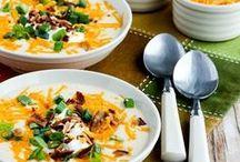 Soup's On / Grab a bowl
