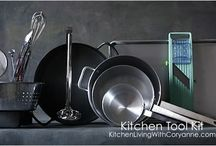 Kitchenware, Appliances and Cookbooks that I Love and that I Want. / Kitchenware, cutlery, gadgets and small appliances. Some I have and love. Some I love and wish I had.