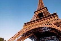 Paris Trip / by Maggie Shannon