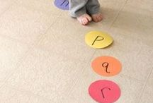 Playful Preschool / This is a collection of playful preschool learning activities. Early childhood appropriate. ECE Reading, Alphabet play, math, movement, social studies, science, art, fine motor skills, music and more.  For ages 3-5.  Great for parents, homeschool families, preschool teachers, and daycare facilities. Play based learning.