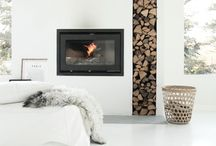 *Fireplace*