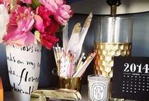 Pretty Offices / Linda Dominique Grosvenor-Holland was seen on The Today Show. She is a Love Enthusiast, a Brand Builder and the guardian of an insane shoe collection. She is the creator of the http://GrowYourDreamsNetwork.com and totally adore pretty offices.