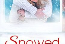 Snowed In / Being snowed in brings the passion out! contemporary romance | snowed in | cabin romance | reunion romance | Scott & Marissa