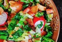 Salads and Dressings / Salads and dressings of all sorts.
