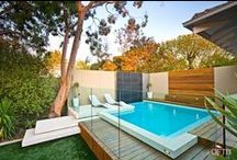 Pool Fencing / Inspiring and creative pool fencing ideas. Step by step tutorials and everything a home owner should know before buying or installing a pool fence from the Gold Coast pool fencing experts.