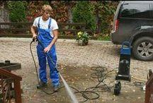 Pressure Washing Tips & Tricks