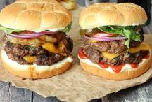 Sandwiches, Burgers and Wraps / Delicious sandwiches, burgers and wraps.