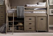 Rachael Ray Home - Hudson / Rachael's Hudson youth collection combines functional options with imaginative details and timeless design, enabling her pieces to be loved from a young age to a college dorm room. Multipurpose, customizable pieces bring originality and longevity to this sophisticated line suitable for every age, blending sleep, study, and storage seamlessly.