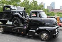 COE Ramp Truck