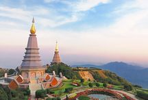 Explore: Thailand / Ideas on what to do, travel tips, and inspiration on tantalising Thailand.  Because this beautiful planet deserves to be explored by you.