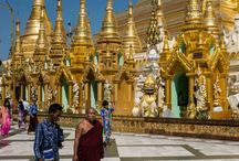 Explore: Myanmar / Ideas on what to do, travel tips, and inspiration on magical Myanmar.  Because this beautiful planet deserves to be explored by you.