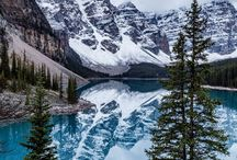 Explore: Canada / Ideas on what to do, travel tips and inspiration on Canada.   Because this beautiful planet deserves to be explored by you.