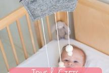 TNC Toys & Gifts / Looking for a special gift for a newborn or mama? Check out our gorgeous selection at The Nursery Collective