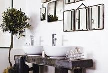 bathroom. / by Ashley Hayward