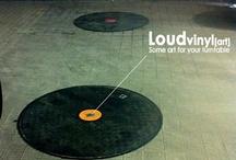 Loudvinylart