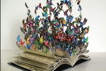 Book Art / by Heggan Library