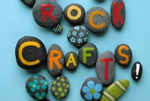 Rock painting / by Amber Landwerlen