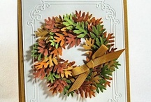 Cards - Thanksgiving & Autumn / by Penelope Jane