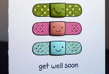 Cards - Get Well / by Penelope Jane