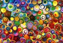 Textiles to inspire / I adore textiles and just love what I can create with them. / by Rosalie Cronin