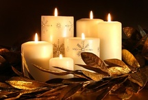 ❤ CANDLES ❤ / by Nikki Styles