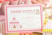 First Birthday Circus!