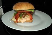 RECIPES - SANDWICH  / by Nikki Styles