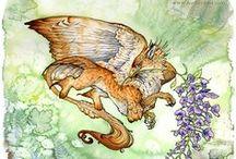 Art : Fantasy / by Elle Law