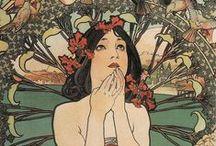Art Nouveau / by Elle Law