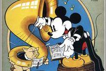 Art : Disney / by Elle Law