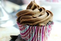Cupcakes! / The perfect bite of cake!  All the cupcake recipes here will have you jumping for joy and you will be returning to find more!