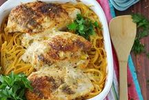 Dinner is served / No Need to worry over Dinner plans! Here are the best family meals for you. Recipes galore in this board and you will love every one of them!