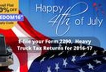 Tax2290.com / Tax2290.com one of the leading on-line service provider to file the Heavy Vehicle Use Tax Form 2290.