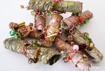 Inspiration for handmade jewellery / by Rosalie Cronin