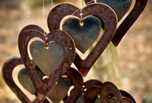 Hearts for collection / by Rosalie Cronin