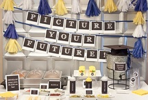 graduation party ideas / by Shirley Connelly