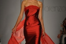 haute couture d'inspiration, dresses. / by Linda B. Savage