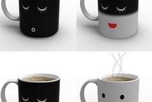 Goes with a good cup of Joe...or tea / by Patricia Gillogly