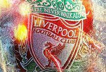 Liverpool FC / by Nyla Parker