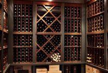Wine Cellars & Wine Closets