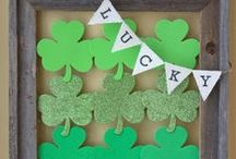 St Patrick's Day / Erin go Braugh! Here you will find the most festive recipes and crafts to celebrate this fun and bawdy Holiday.  From the best cocktails to authentic meals and all the green and rainbows you can stand!