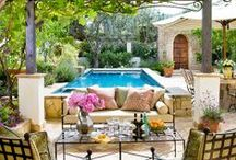 The Great Outdoors / Great outdoor spaces for the home!