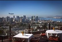 Great places to eat in San Diego..and beyond... / restaurants / by Patricia Gillogly