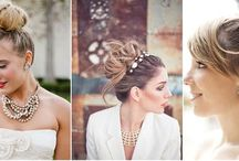 The Wedding - Hairstyles / Hairstyles that I like (formal/informal)