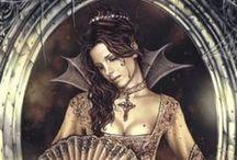 Character inspirations - Vampire