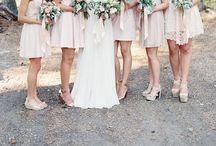 The Wedding - Bridesmaids