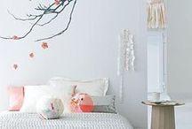 Bedroom Ideas / by Mindi Rogers Green
