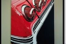 Auto art / by Peg Klim