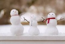 Winter Wonderland / When the temperatures drop come here to warm up with the best hot drinks recipes, crafts, diy and for fun all winter long!